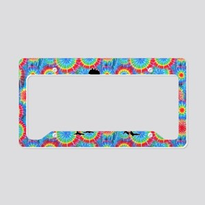 lp-chick-6 License Plate Holder