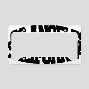 LOS ANGELES CALIFORNIA License Plate Holder