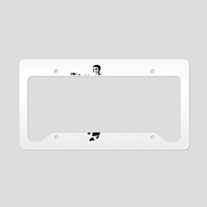 IB Swing License Plate Holder