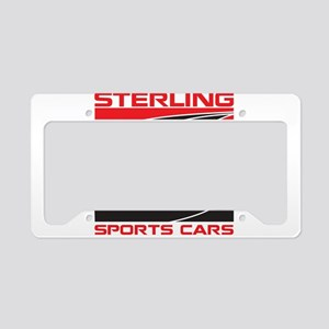 Sterling sports car s License Plate Holder