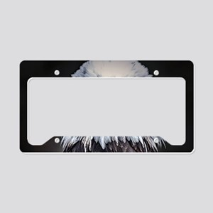 Bald Eagle License Plate Holder
