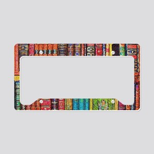 Library License Plate Holder