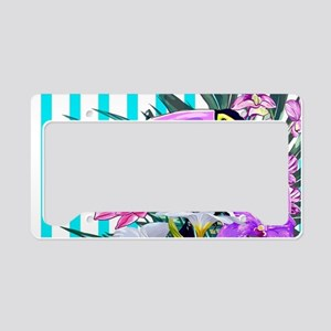 Tropical Toucan License Plate Holder