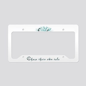 Family Historian Chase Tale License Plate Holder