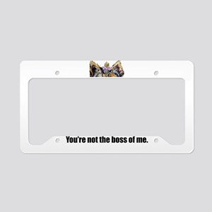 Yorkshire Terrier - Yorkie Bo License Plate Holder