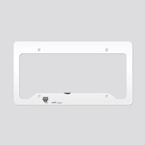 Mustang Deluxe 2 Sides License Plate Holder