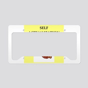 self,actualization License Plate Holder