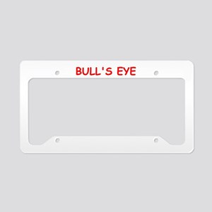 DARTS License Plate Holder