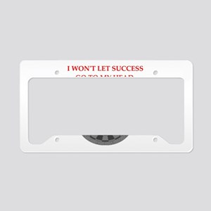 dart License Plate Holder