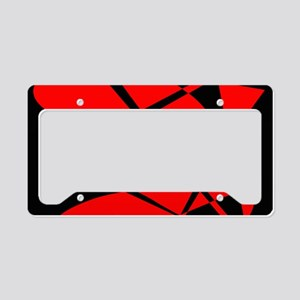 Underlying Construct License Plate Holder