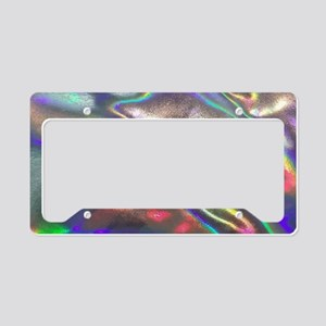 holographic License Plate Holder