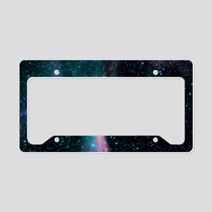 Scorpion's Claw Nebula License Plate Holder