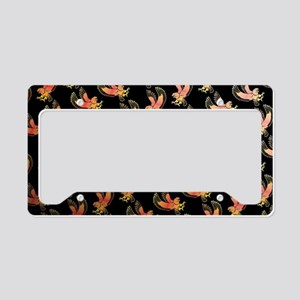 Eagles Pattern License Plate Holder