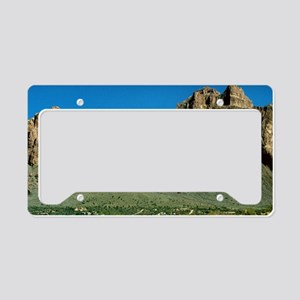Superstition Mountain9.5x8 License Plate Holder