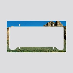 Superstition Mountain16x20 License Plate Holder