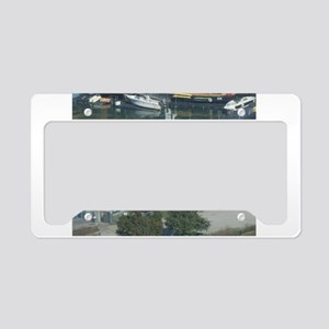 U.S.S. Cod License Plate Holder