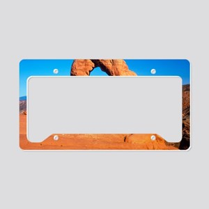Arches National Park, Utah License Plate Holder