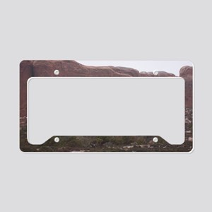 Arches National Park - Moab U License Plate Holder