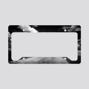 Bray Road card License Plate Holder