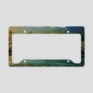 Catalina Pier License Plate Holder