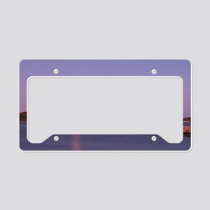 NCD Fall Night 023 Print License Plate Holder