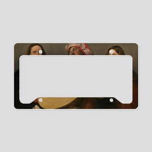 Cariani - A Concert License Plate Holder