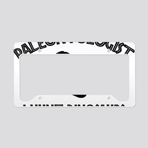 rock17light License Plate Holder