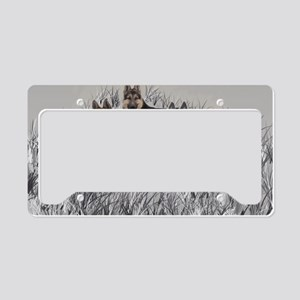 gsd pillowcase2 License Plate Holder