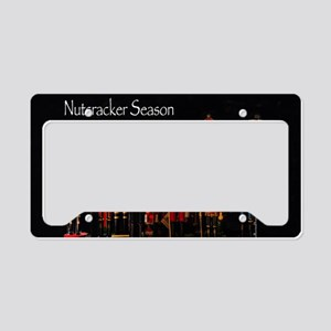 NutcrackerSeason2 License Plate Holder