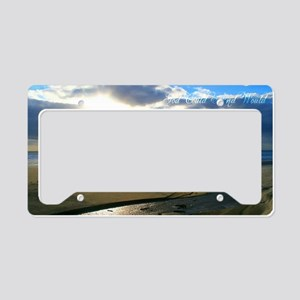 GodCouldandWould License Plate Holder