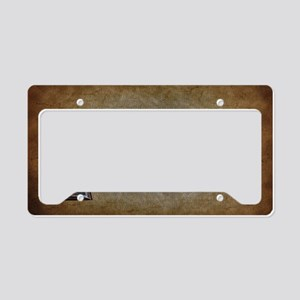 Wild West Pistol 1 19 License Plate Holder