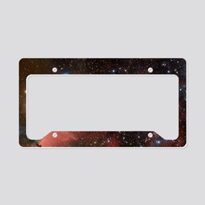 Nebula License Plate Holder