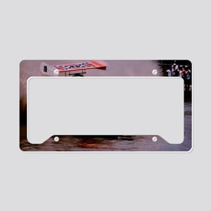 Naples Florida Swamp Buggy Ra License Plate Holder