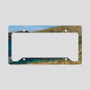 Hanuma Bay Vista License Plate Holder