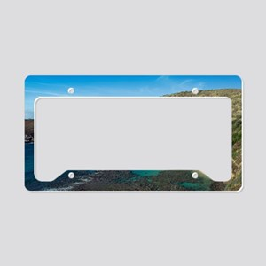 Hanuma Bay License Plate Holder