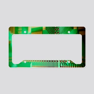Printed circuit board License Plate Holder