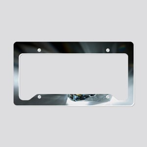 Diamond License Plate Holder