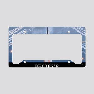 Military Poster: An AC-130H G License Plate Holder