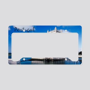 TowerOfStVincent License Plate Holder