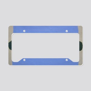 Land & Sea I License Plate Holder