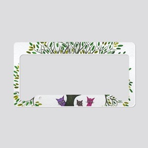 Payette Stray Cats License Plate Holder
