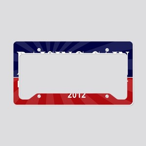 hermancainys License Plate Holder