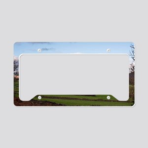 Balwith knott in Cumbria License Plate Holder