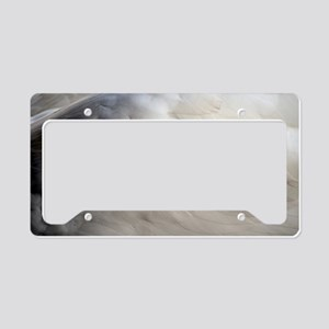 Angel Wing License Plate Holder