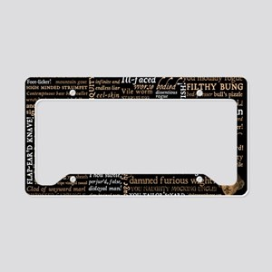 Funny License Plate Frames Cafepress