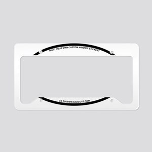 2-SPE License Plate Holder