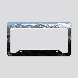 North Lake Tahoe, Incline Vil License Plate Holder