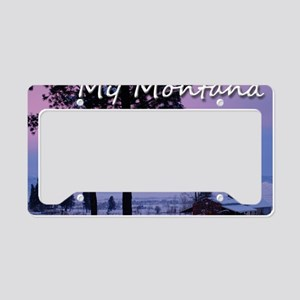 PC 12 December License Plate Holder