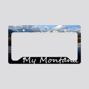 PC 08 August License Plate Holder