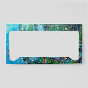 Laptop Monet WL1914v2 License Plate Holder